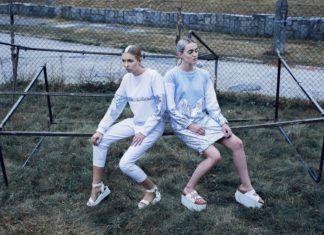 Dwie modelki potoczna hiro