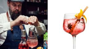 Barista i jego drink