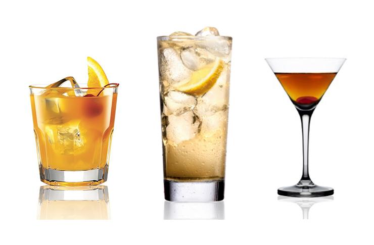 Trzy drinki