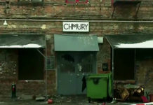 Zdemolowany klub po napaści kibiców