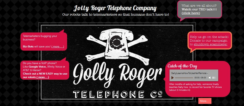 Jolly Roger Zrzut Ekranu