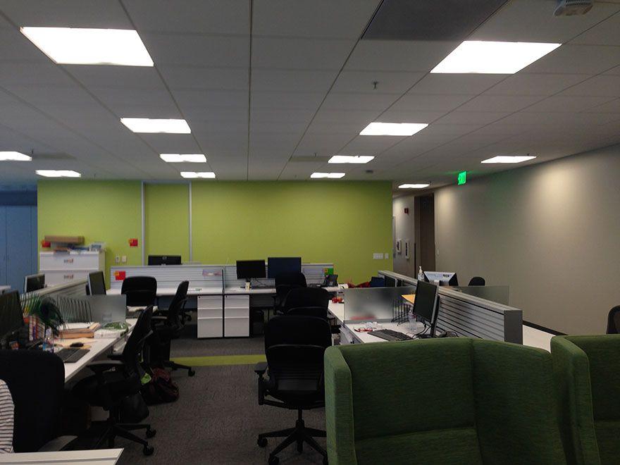 Zdjęcie przedstawiające biuro