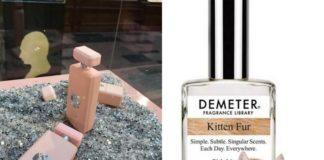 Perfumy o zapachu Rosji i kociego futra
