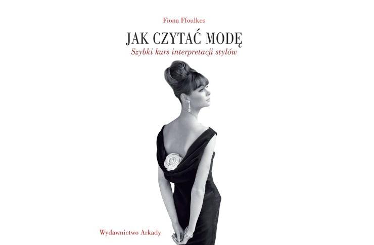 Okładka książki z czarno białym zdjęciem kobiety ubranej w sukienkę z wyciętymi głęboko plecami