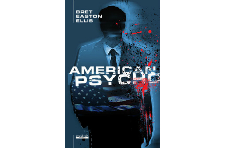"Książka ""American Psycho"" Bret Easton Ellis"