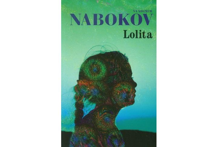 "Książka ""Lolita"" Vladimir Nabokov"