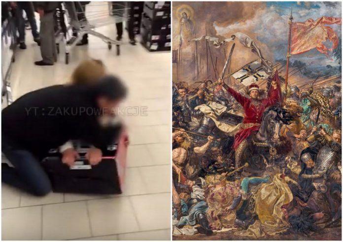 Bitwa pod Grunwaldem kontra Bitwa w Lidlu