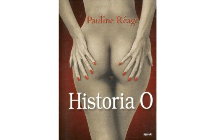 "Książka ""Historia O"" Pauline Reage"