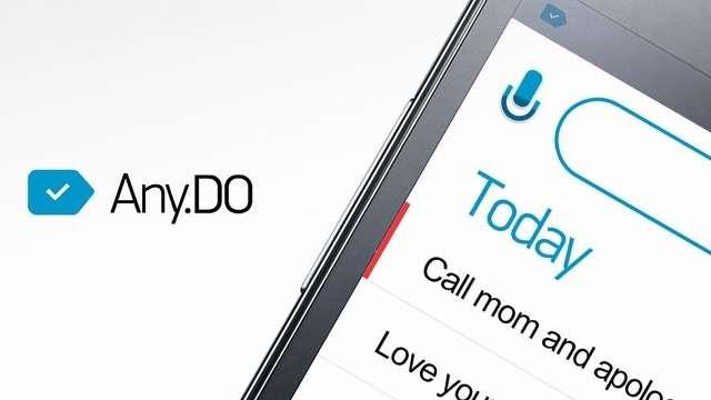 aplikacja Any.do