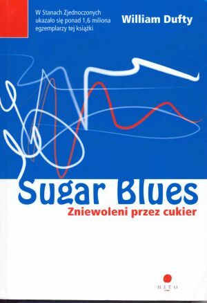 "okladka ksiazki ""Sugar blues"""