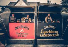 Dwa DrinkTrucki Jacka Danielsa