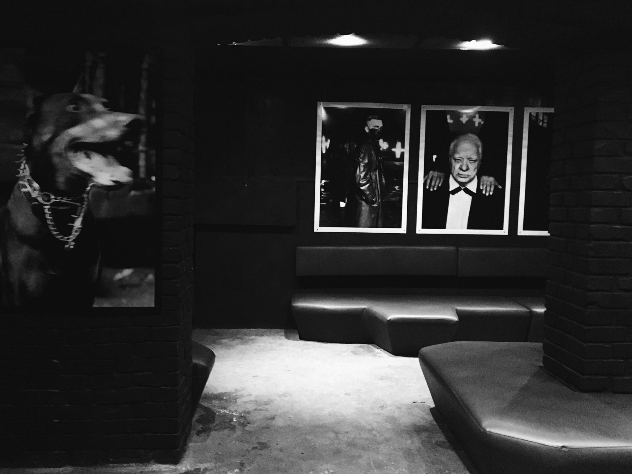 Zdjęcie z wystawy fotografii Svena Marquardta