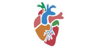 Grafika przedstawiająca serce