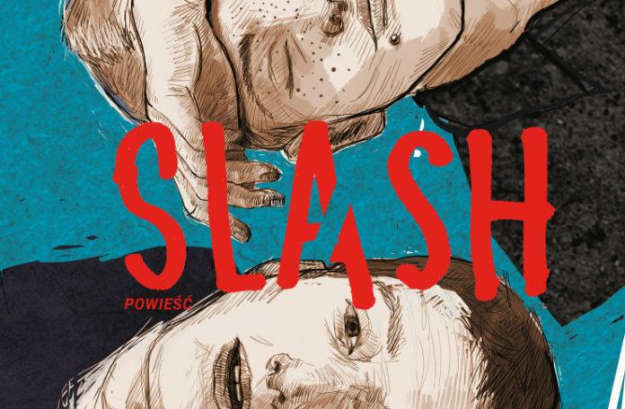 Okładka książki Slash