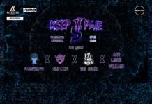 Grafika promująca imprezę Keep It Pale 5