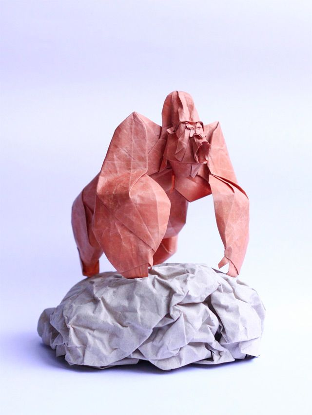goryl z origami