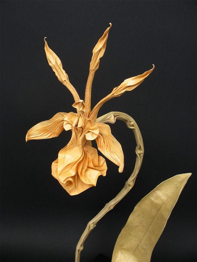 kwiat - origami