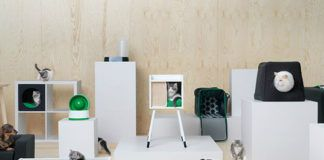 Gama mebli dla zwierząt Ikea