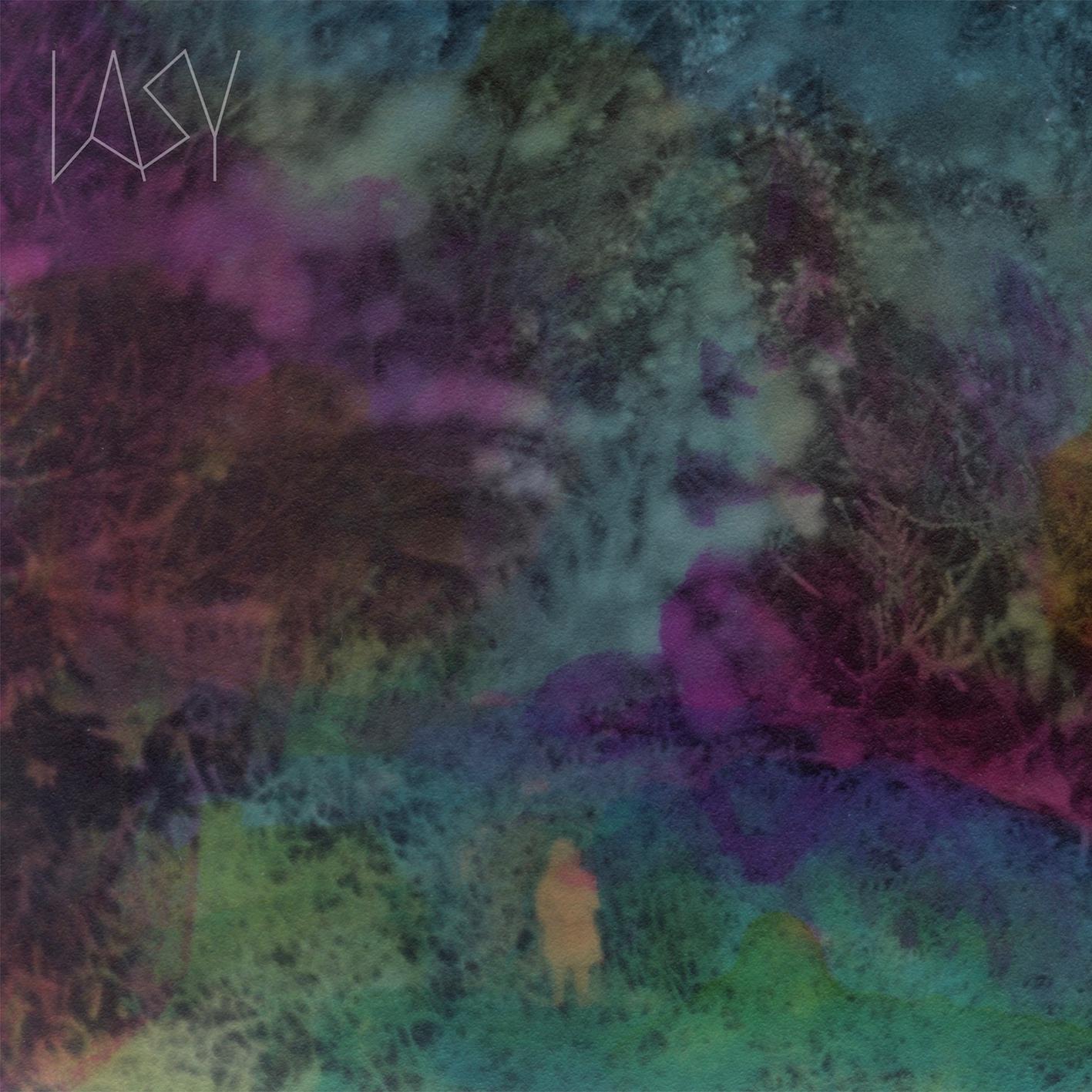Okładka płyty projektu LASY