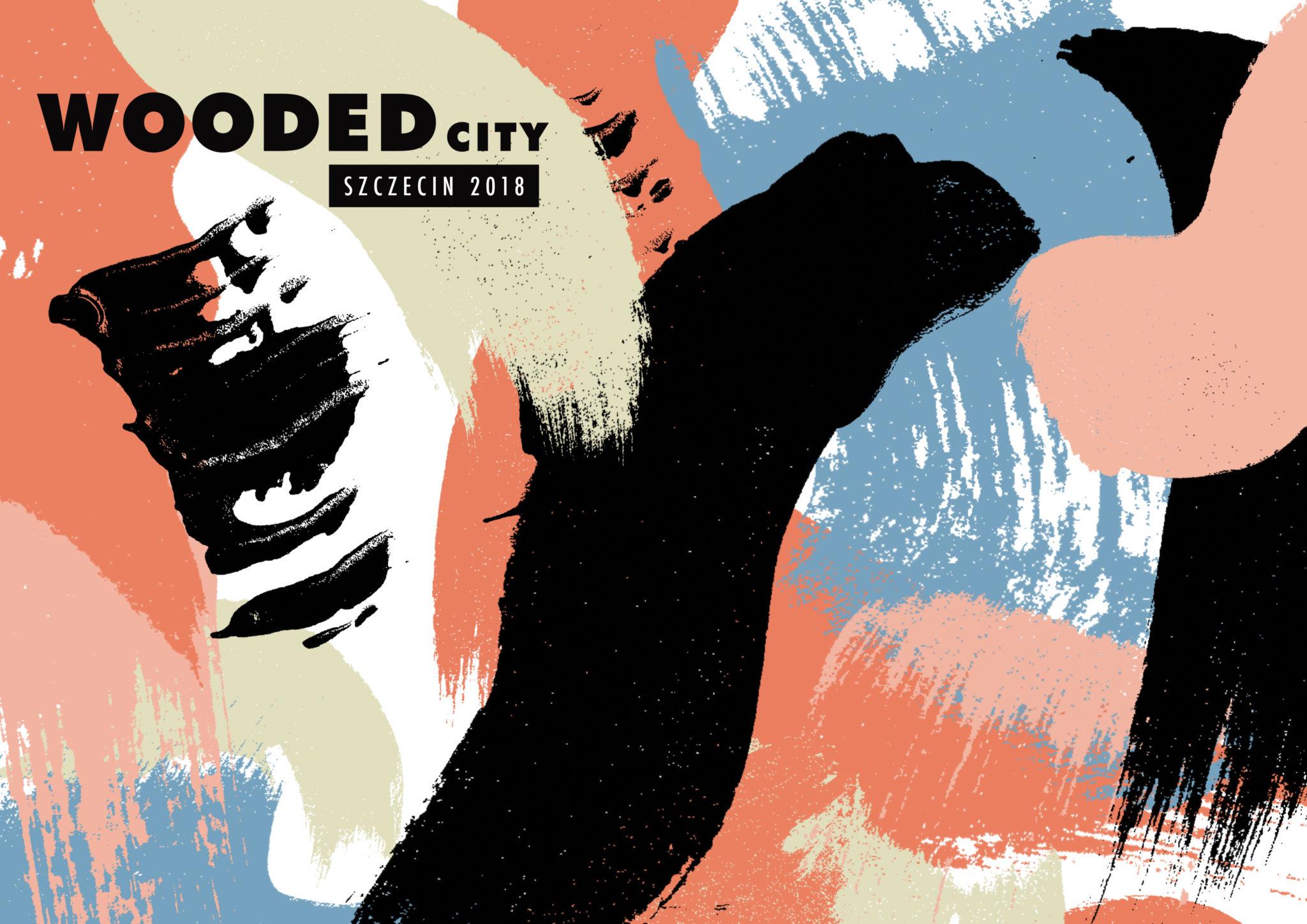 Grafika promująca Wooded City 2018