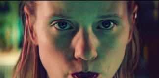 Zbliżenie na twarz dziewczyny