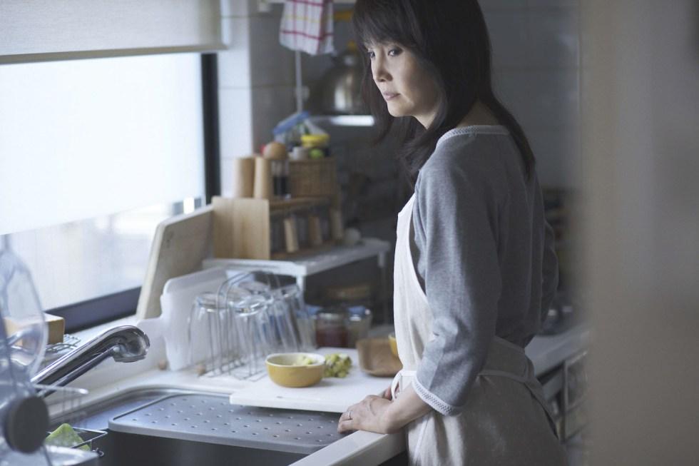 Japonka po ślubie w roli gospodyni domowej