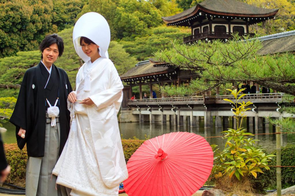 japońska para młoda