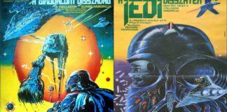 Dwa plakaty Star Wars z lat 70