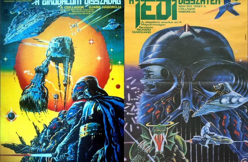 Jak Wyglądały Plakaty Star Wars W Krajach Bloku Sowieckiego