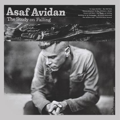 Okładka płyty Asafa Avidana