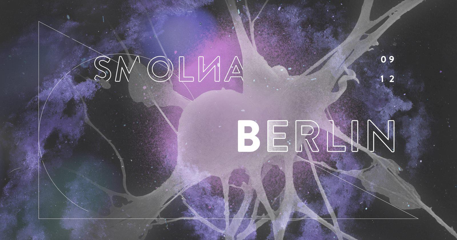 Plakat promujący Smolna Berlin