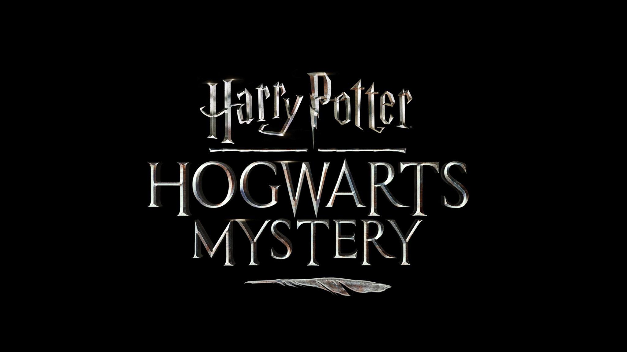 Oryginalny napis gry Harry Potter