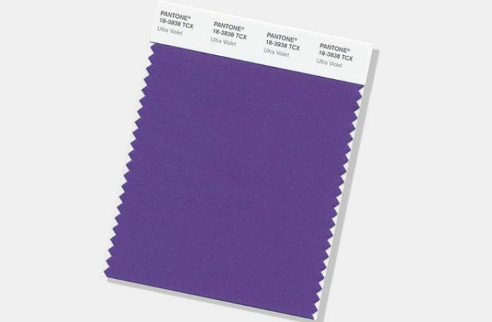 Kolor roku według Pantone - Ultra Violet
