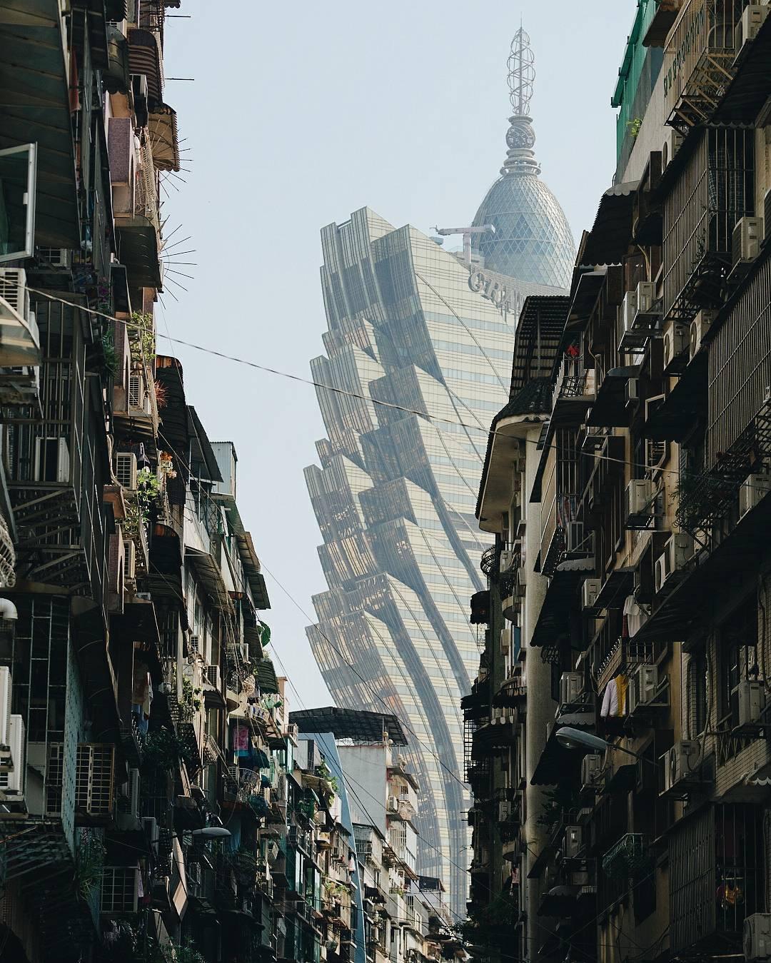 Zdjecia miasta, drapacze chmur, ulica