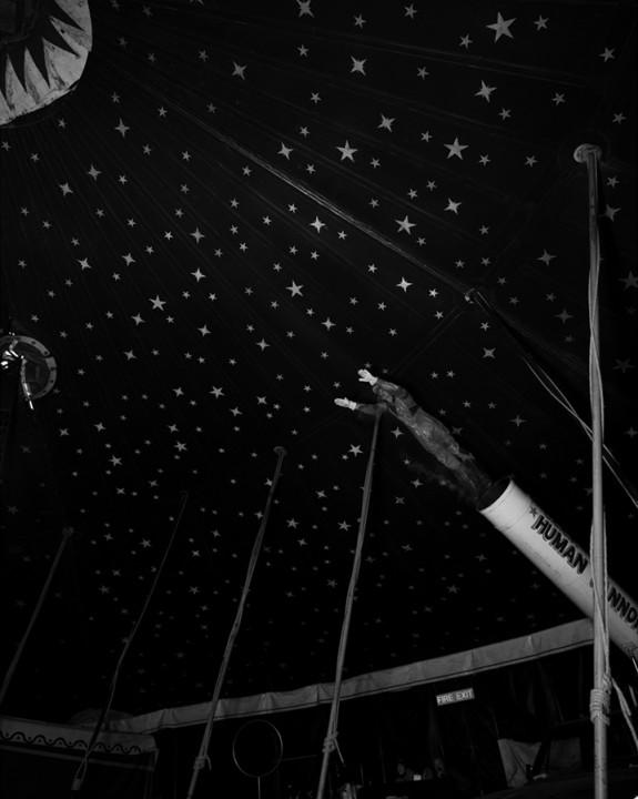 Wnętrze cyrku