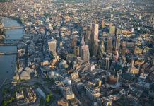 Widok na Londyn w 2026 roku