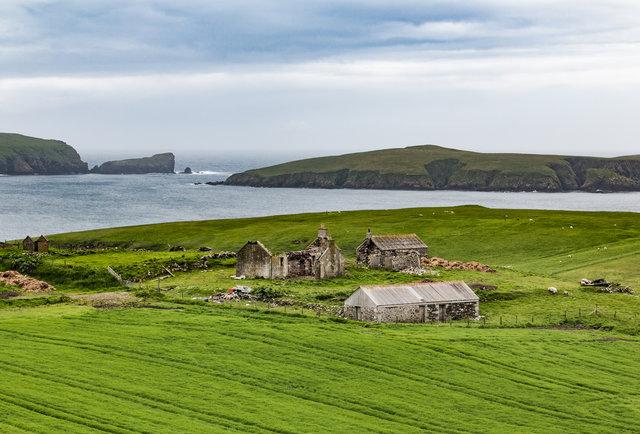 Widok na wyspę