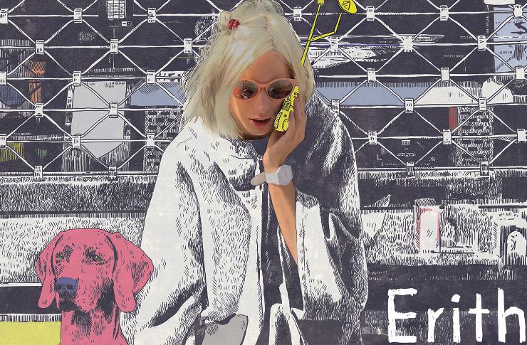 Okładka płyty Erith