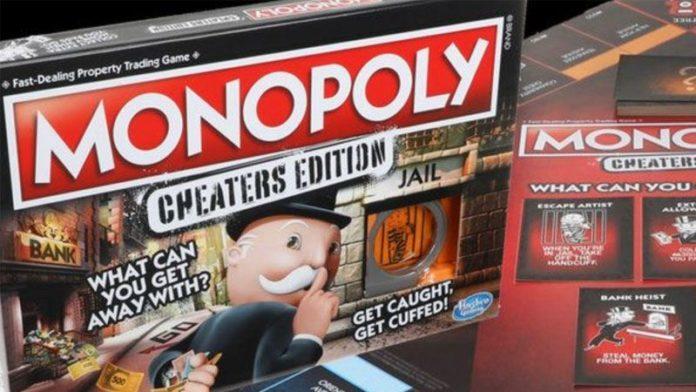 zdjecie pudelka od gry planszowej monopol