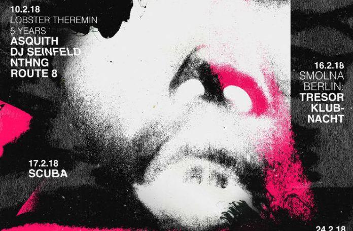 Plakat klubu Smolna