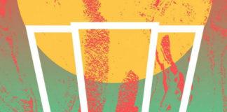 Logo klubu Smolna na kolorowym tle