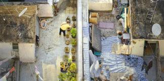 Zdjęcia przedstawiające dwa dachhy