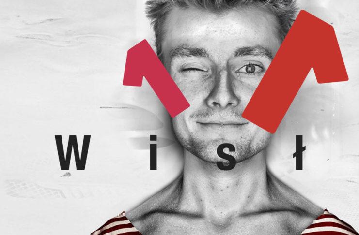 Plakat 11. edycji festiwalu Wisła