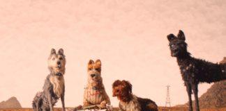 Cztery psy wykonanie animacją komputerową