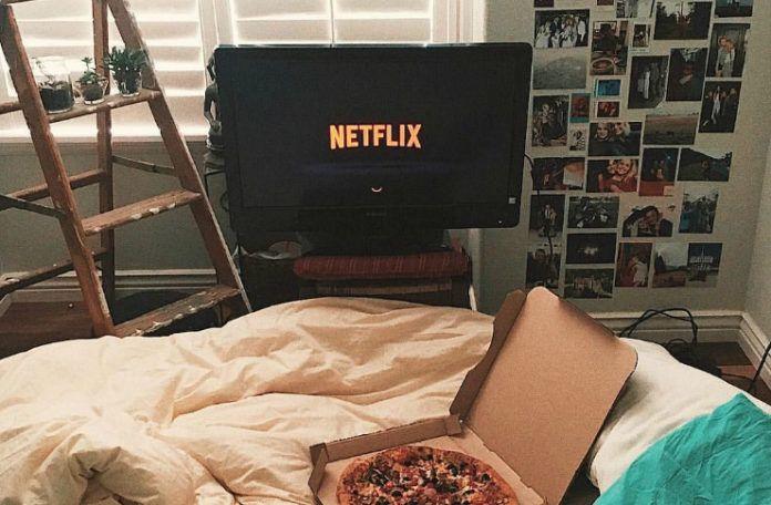 Praca w Netflixie przy oglądaniu filmów i seriali