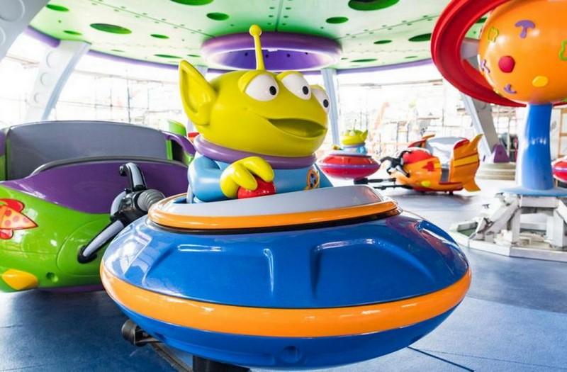 Disney World Pokazal Namiastke Tego Jak Bedzie Wygladal Toy Story