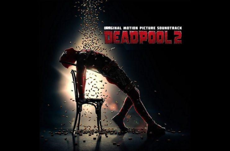 Okładka ścieżki dźwiękowej Deadpoola
