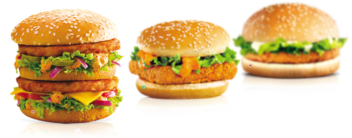 Hamburgery z McDonald's