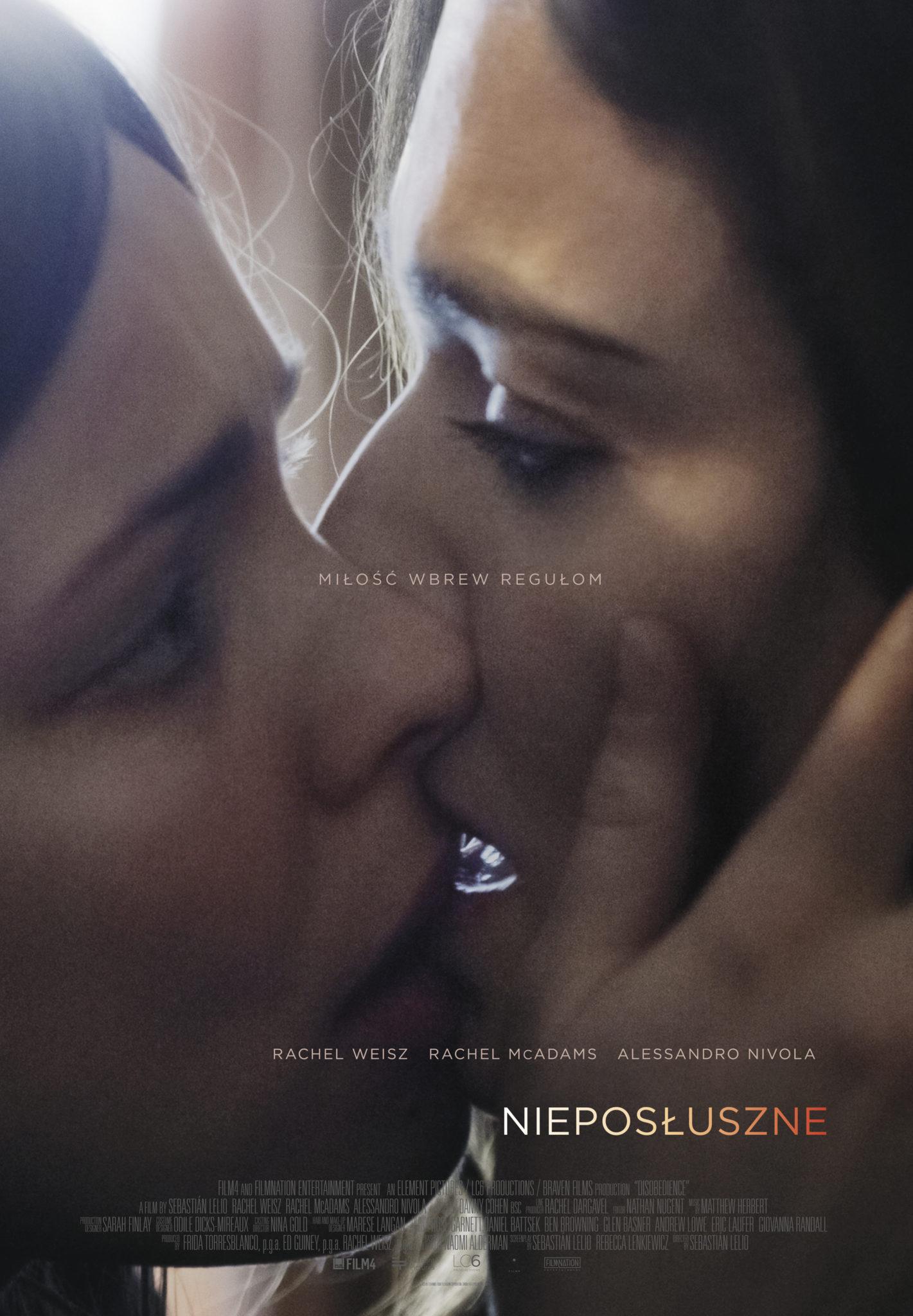 Plakat filmu Niespołuszne