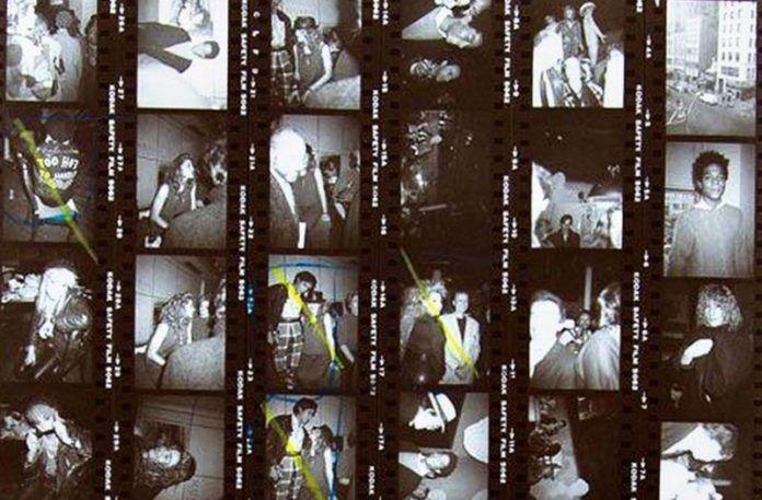 Klisza ze zdjęciami